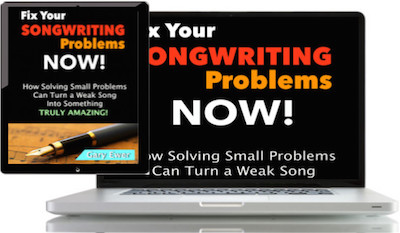 Fix Your Songwriting Problems Now