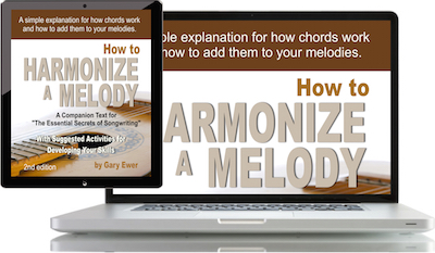 How to Harmonize a Melody eBook