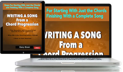 Writing a Song From a Chord Progression eBook