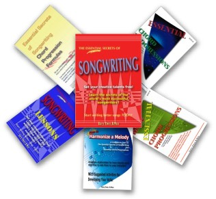 Gary Ewer's Suite of Songwriting E-books