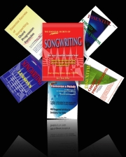 """""""The Essential Secrets of Songwriting"""" suite of e-books"""