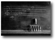 Music Chalkboard