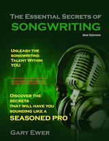 """""""The Essential Secrets of Songwriting"""" e-book bundle"""