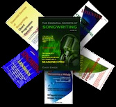"""The Essential Secrets of Songwriting"" 6 e-book Bundle"