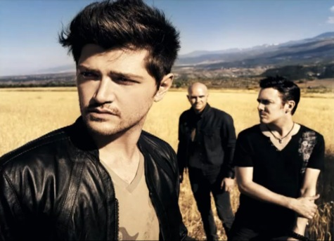 """The Script - """"For the First Time"""""""