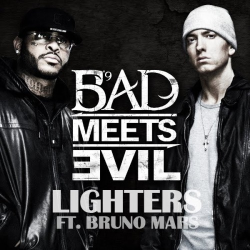 "Bad Meets Evil Ft. Bruno Mars ""Lighters"""
