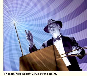 Theremin - Robby Virus