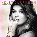 "Kelly Clarkson: ""Stronger"" Album-Cover"