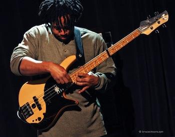 Bassist Victor Wooten