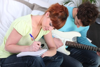 Songwriting partners