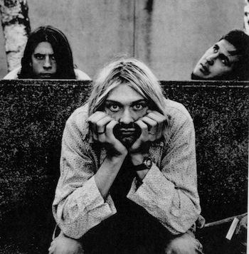 Kurt Cobain - Nirvana - Smells Like Teen Spirit
