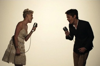 P!nk, Nate Ruess, Just Give Me a Reason