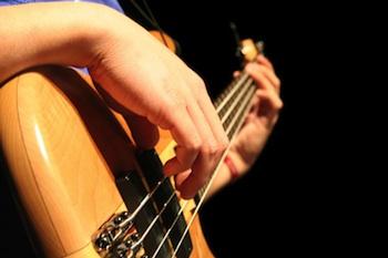 Songwriting - bass guitar