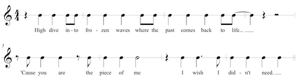 """The rhythm of Zedd's """"Clarity"""""""