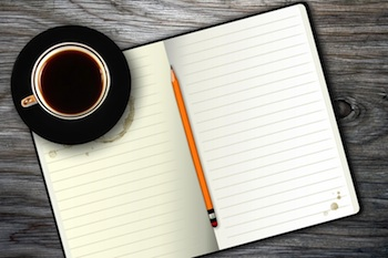 Writing word lists for lyrics