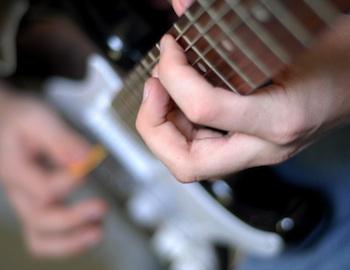Guitar - chord progressions