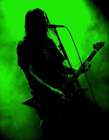 Metal musician - songwriter