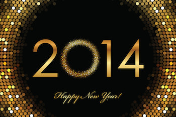 2014 - Happy New Year!