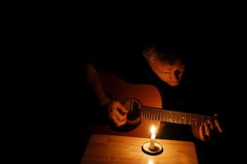 Midnight guitarist-songwriter