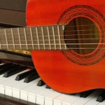 Guitar and piano - chord progressions