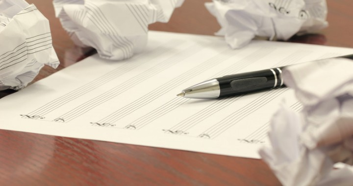 Songwriting frustration