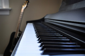 Guitar - Piano