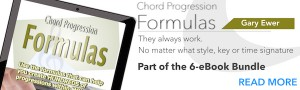 Chord Progression Formulas eBook Gary Ewer