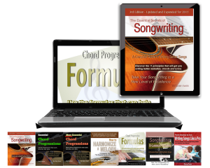 Songwriting eBook Bundle - Gary Ewer
