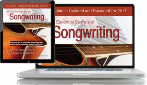 Essential Secrets of Songwriting, 3rd ed.