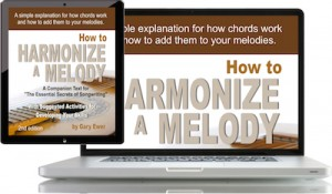 How to Harmonize a Melody, 2nd ed.