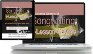 Essential Secrets of Songwriting 9-Lesson Course