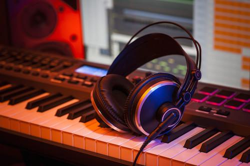 Computer - Music Studio