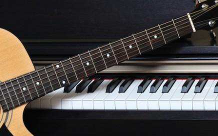 Piano & Guitar