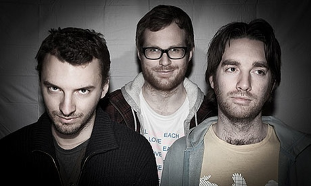 Three Trapped Tigers - English band