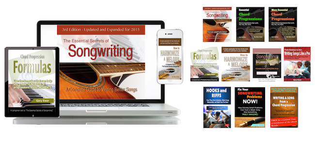 Essential Secrets of Songwriting Bundle