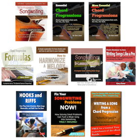 """""""The Essential Secrets of Songwriting"""" Deluxe Bundle"""