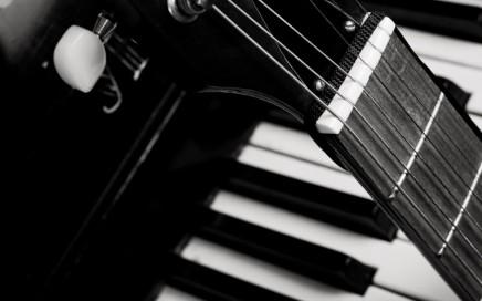 Guitar & piano - chord progressions