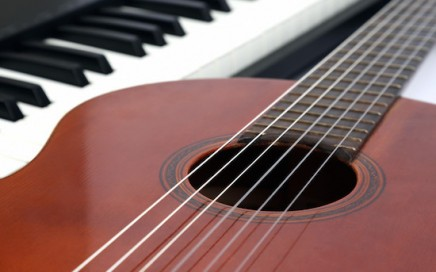 Piano and Guitar - creative chords