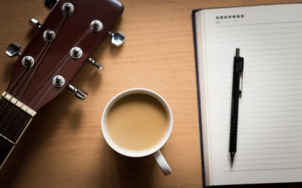 Songwriting, creativity and boredom
