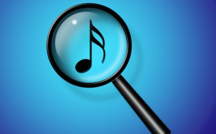 Putting a magnifying glass on music