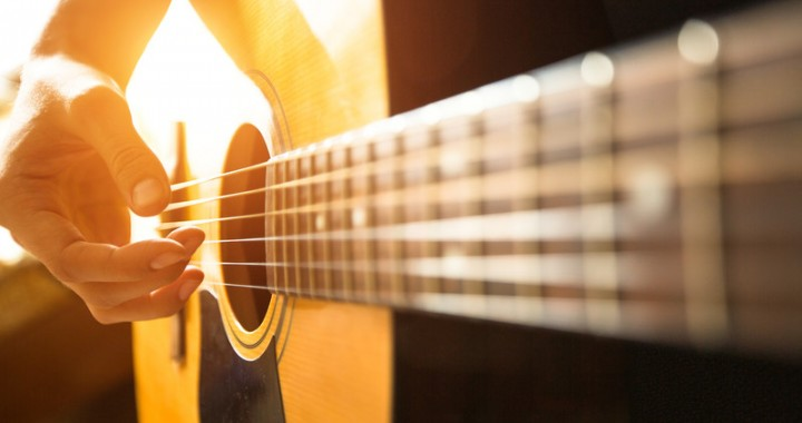 Guitar - songwriting talent