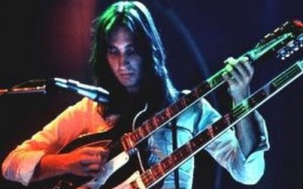 Mike Rutherford, Genesis