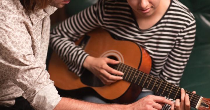 Guitar - Songwriting - Teacher