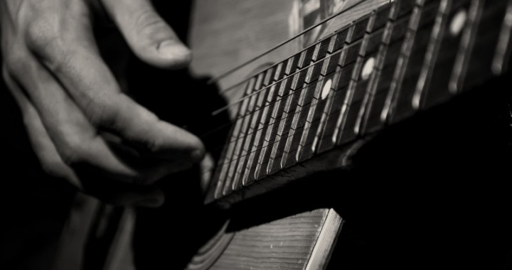 Guitar - songwriting