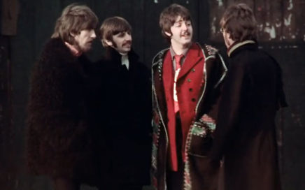 The Beatles - {Kenny Lane - Strawberry Fields