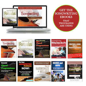 The Essential Secrets of Songwriting 10-eBook Bundle