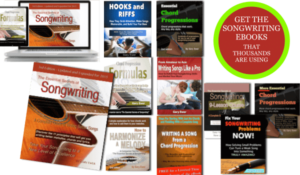 """The Essential Secrets of Songwriting 10-eBook Bundle"""