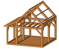 House frame - Structure
