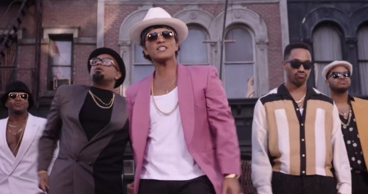 Bruno Mars - Uptown Funk!