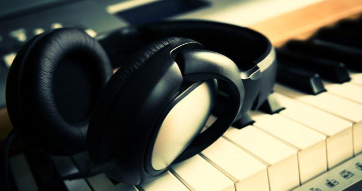 Keyboard - Headphones